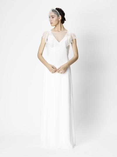 Brautkleid Catarina von Rembo Styling