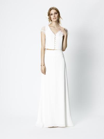 Brautkleid Esmee von Rembo Styling
