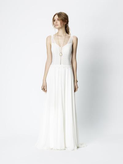 Brautkleid Glamour von Rembo Styling