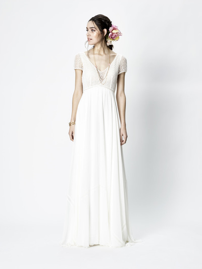 Brautkleid Griotte von Rembo Styling