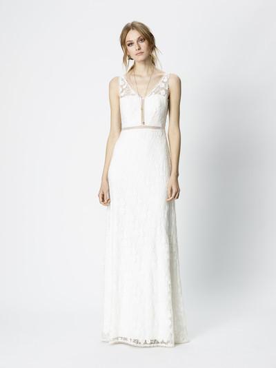 Brautkleid Lily Rose von Rembo Styling