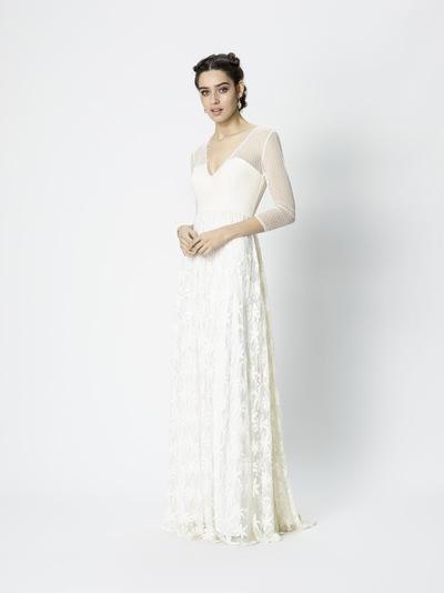Brautkleid Mandy von Rembo Styling