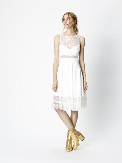 Brautkleid White Stripe von Rembo Styling