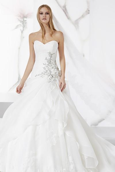 Brautkleid JOAB18504 von Nicole Fashion Group