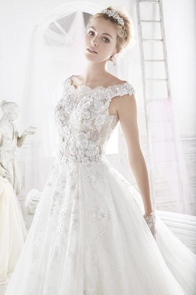 Brautkleid NIAB18035 von Nicole Fashion Group