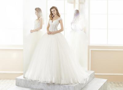 Brautkleid ROAB18848 von Nicole Fashion Group
