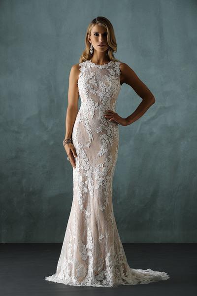 Brautkleid 8245 von Pure