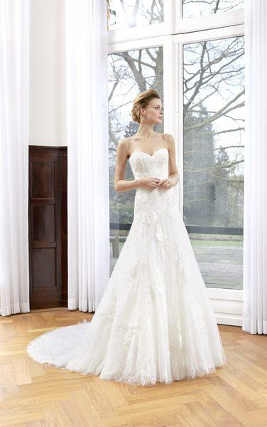 Brautkleid Alice von Modeca