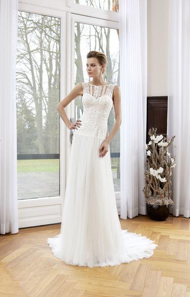 Brautkleid Amy von Modeca