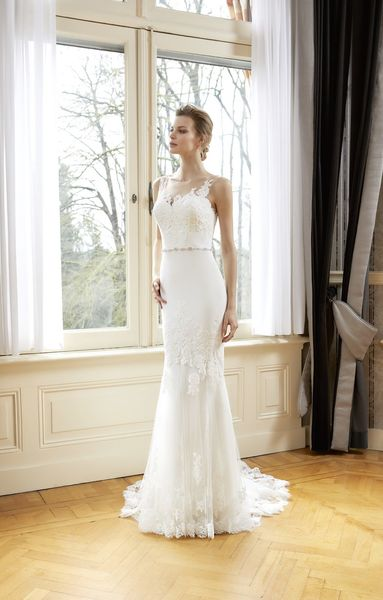 Brautkleid Argentina von Modeca