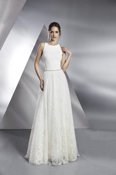 Brautkleid Barbara von Modeca