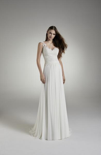 Brautkleid Cadiz Top Chablis Skirt von Modeca