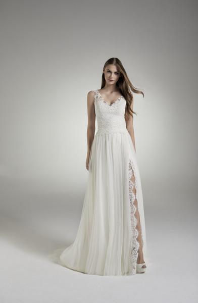 Brautkleid Cadiz Top Charleston A Skirt von Modeca