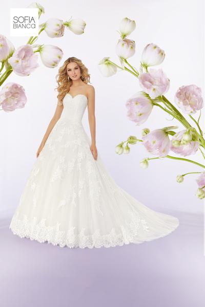 Brautkleid 51364 von Sofia Bianca