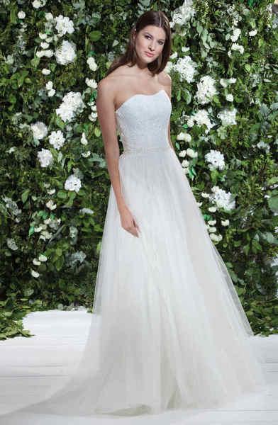 Brautkleid 1002 LARA von Isabel de Mestre