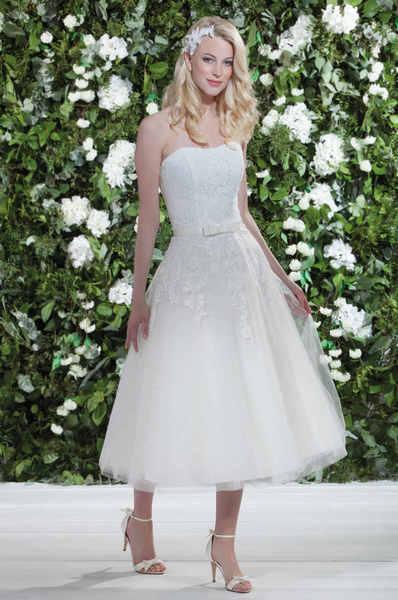 Brautkleid 1031 LILLY von Isabel de Mestre