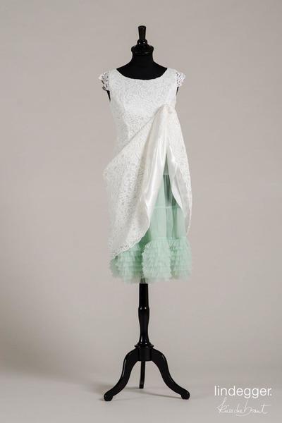 petticoat S 1001 063 mint von Küssdiebraut