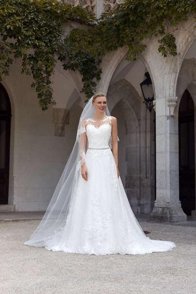 Brautkleid 2O7A688 von Sposa Toscana