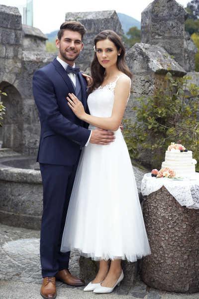 Brautkleid 2O7A760 von Sposa Toscana
