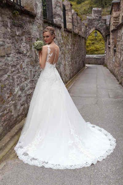 Brautkleid 2O7A831 von Sposa Toscana