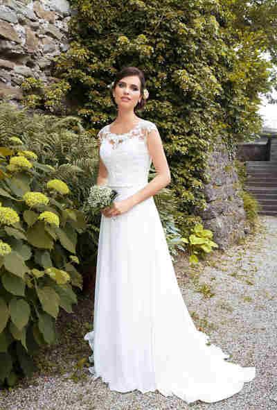 Brautkleid 2O7A833 von Sposa Toscana