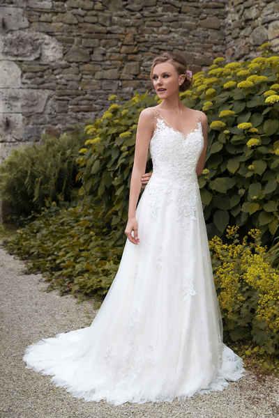 Brautkleid 2O7A840 von Sposa Toscana