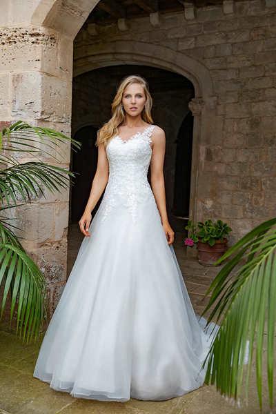 Brautkleid B1901 von Amera Vera
