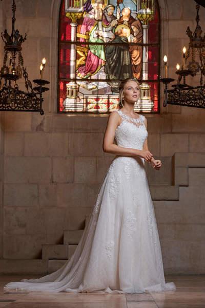 Brautkleid B1935 von Amera Vera
