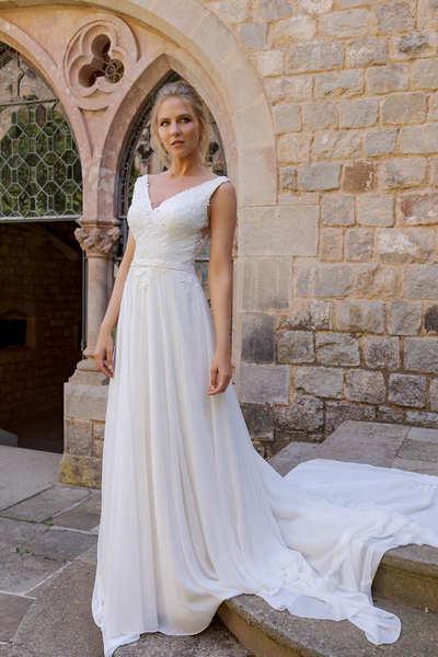 Brautkleid B1964 von Amera Vera