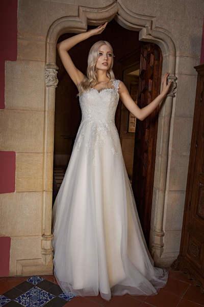 Brautkleid B1955 von Ann Angelex