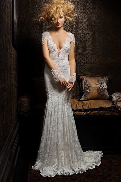 Brautkleid 4001 von Olvi`s