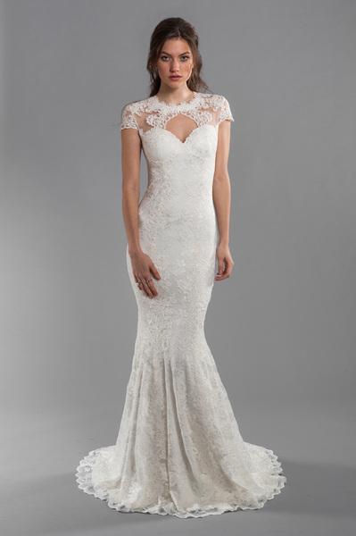 Brautkleid 4008SW von Olvi`s