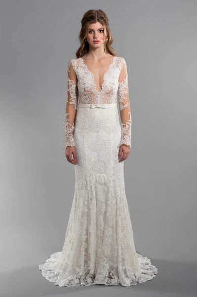 Brautkleid 4030 von Olvi`s