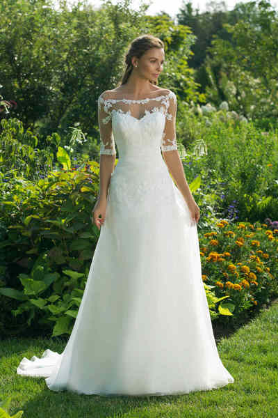 Brautkleid 11011 von Sweetheart