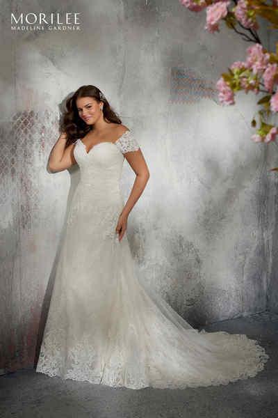 Brautkleid 3244 von Mori Lee