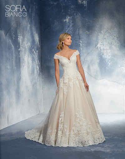 Brautkleid 51473 von Sofia Bianca