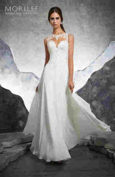 Brautkleid 5606 von Mori Lee