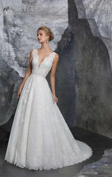 Brautkleid 8208 von Mori Lee
