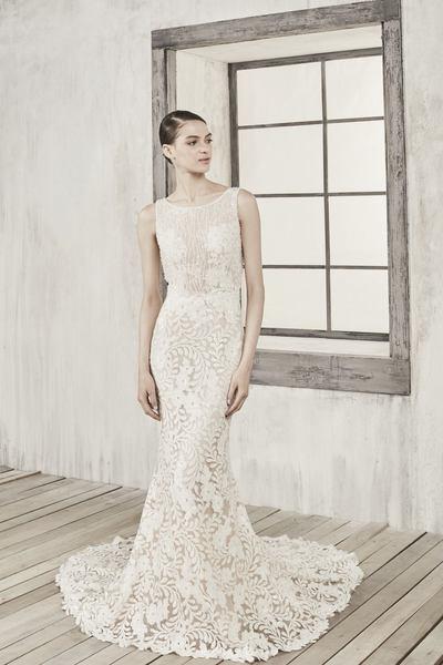 Brautkleid GAYLE von Lusan Mandongus