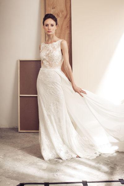 Brautkleid KEMI von Lusan Mandongus