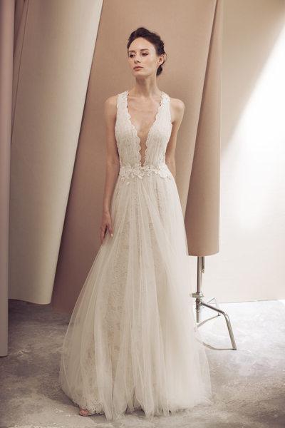 Brautkleid VIVECA von Lusan Mandongus