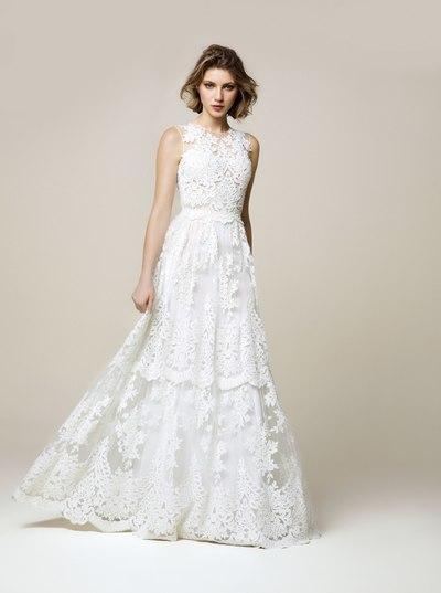 Brautkleid 919 von Jesus Peiro