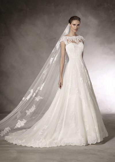 Brautkleid KEYLA von Pronovias