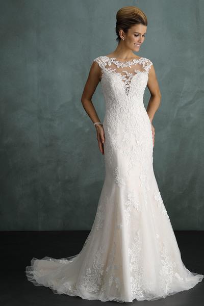 Brautkleid 9238PU von Pure