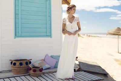 Brautkleid Havana von Rembo Styling