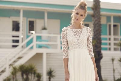 Brautkleid Heloise von Rembo Styling