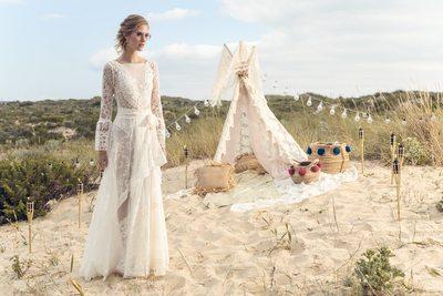 Brautkleid Michelle von Rembo Styling