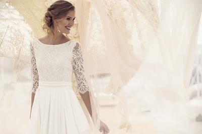 Brautkleid Rose von Rembo Styling