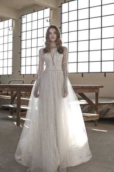 Brautkleid Papillon 2019 Elena von Modeca