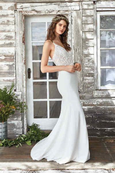 Brautkleid 66032 von Lilian West